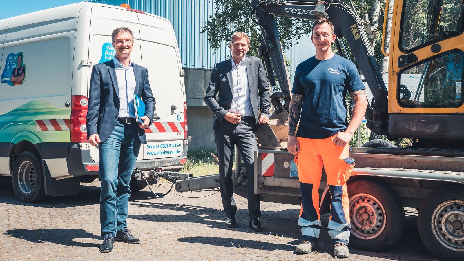 Nordwasser übernimmt Stadtwerke-Bauleistungen