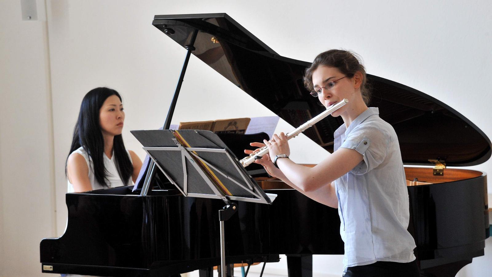 Schüler musizieren für Schüler 2016