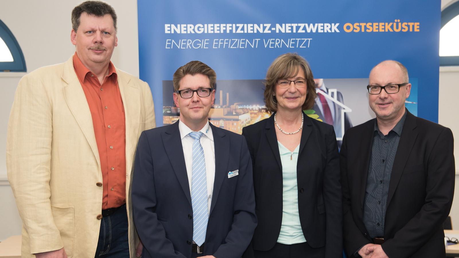 Netzwerk für Energieeffizienz