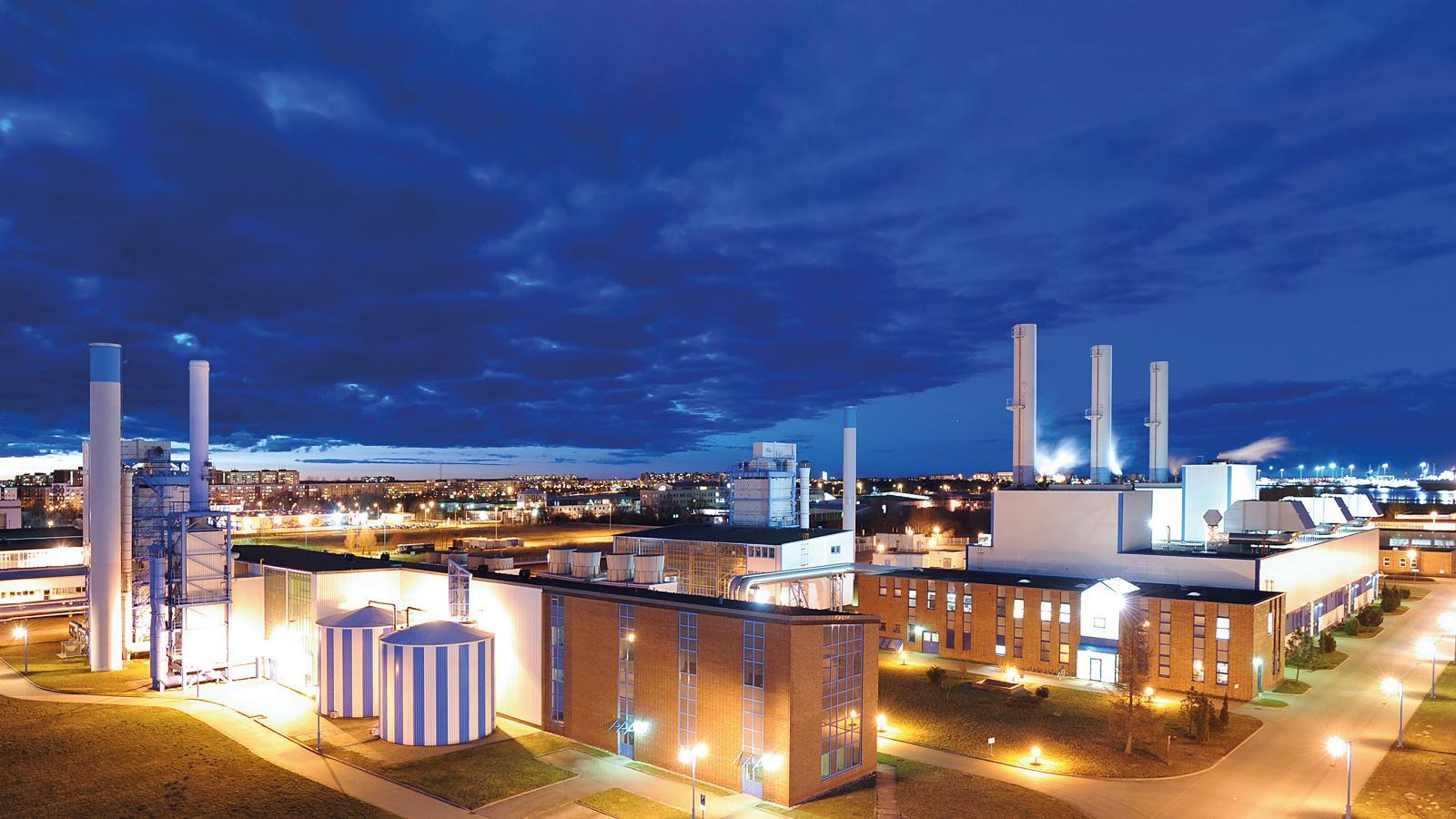 Power-to-Heat für die Stadtwerke