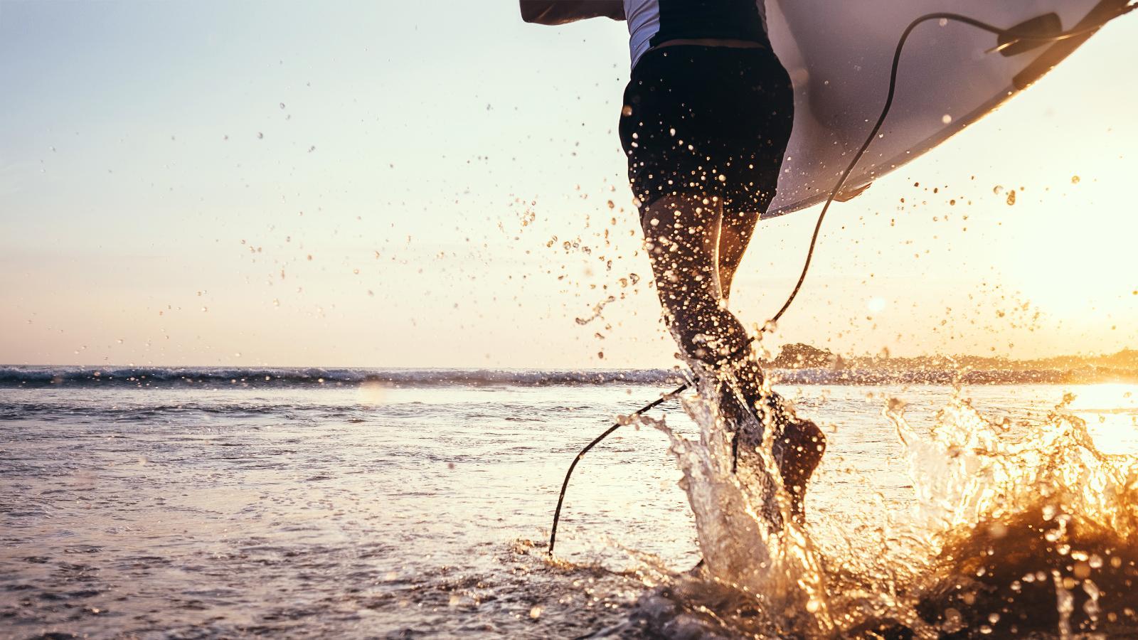 Für schnelles Surfen.