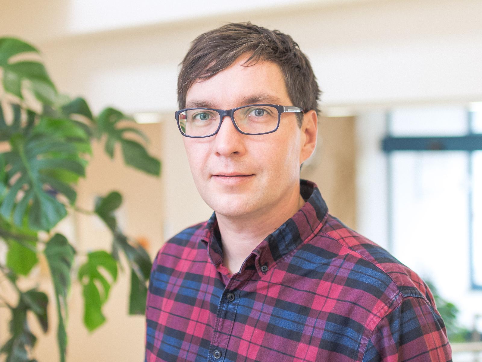 Jochen Müller - Mitarbeiter Marketing