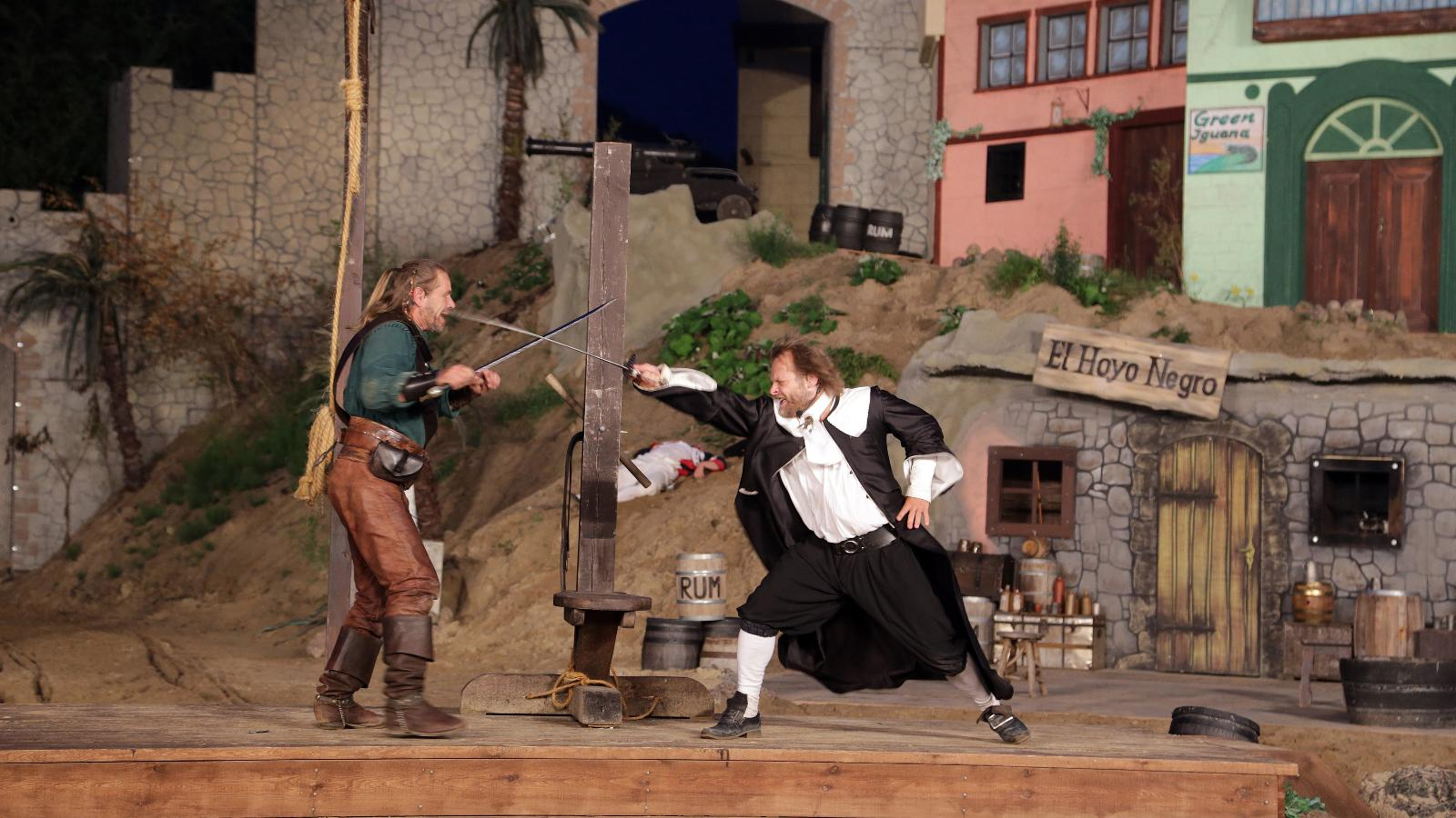 Piraten Action-Openair-Theater -