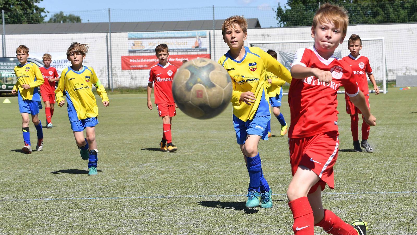 11. Fußballpokal der Stadtwerke