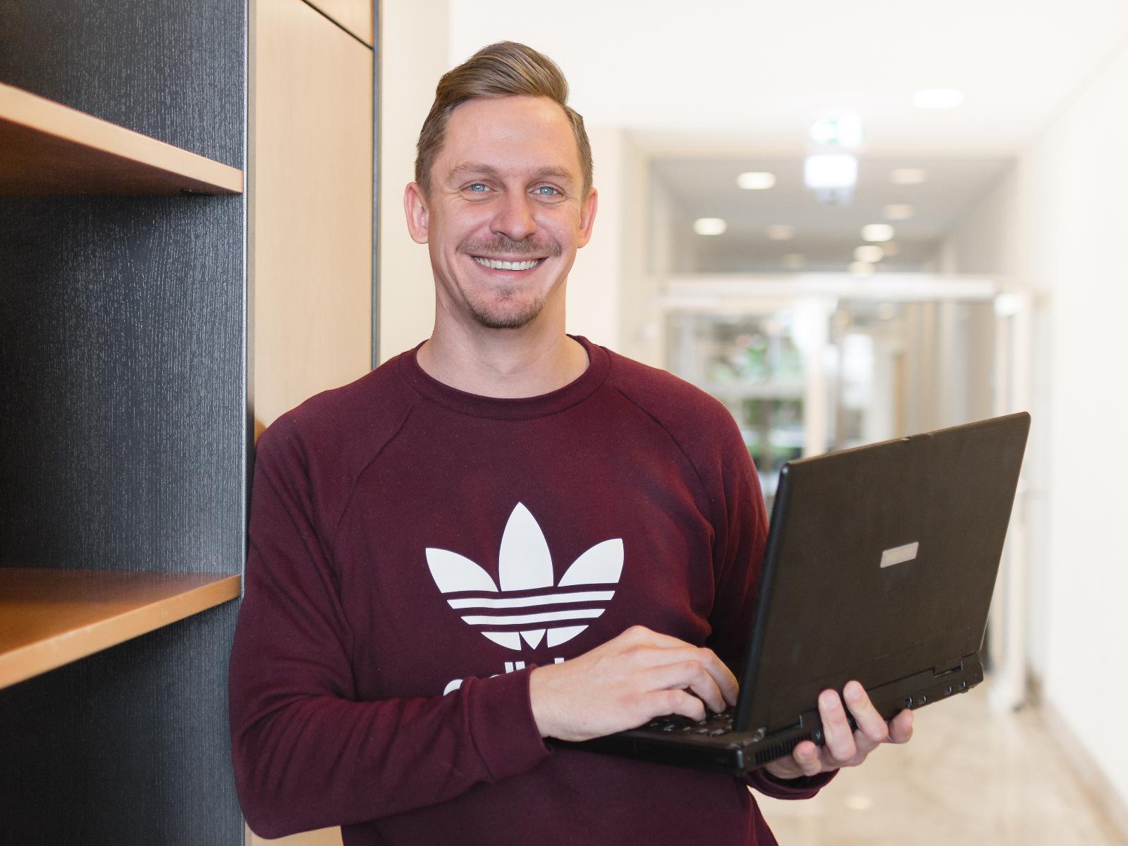 Ben Zimmer - Portal-Nutzer