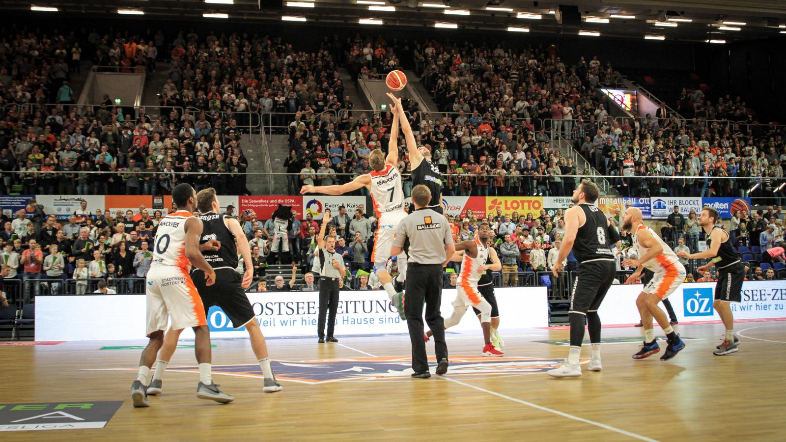 Basketball-Verein Rostock Seawolves