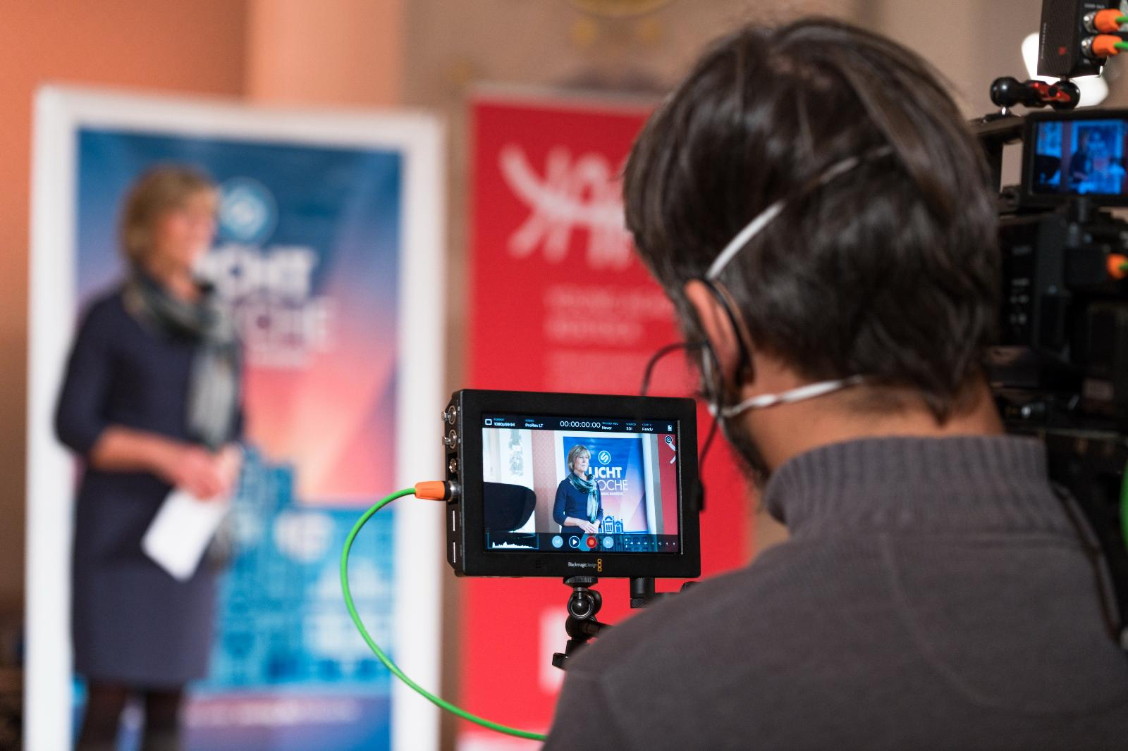 Das Konzert wird erstmalig per Livestream übertragen. Foto: Margit Wild