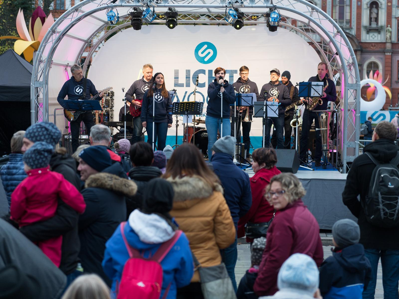 Die Stadtwerke-Band