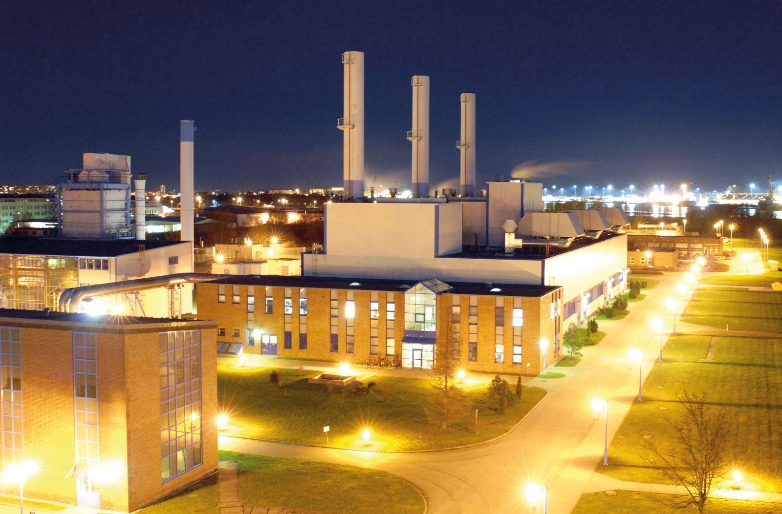 Das ist unser Wärme-Kraftwerk