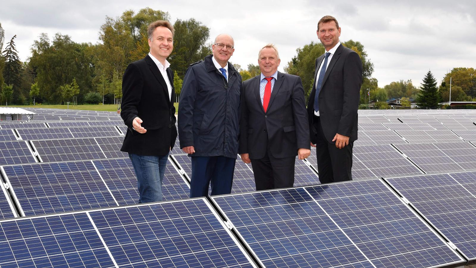 Solar bei den Stadtwerken