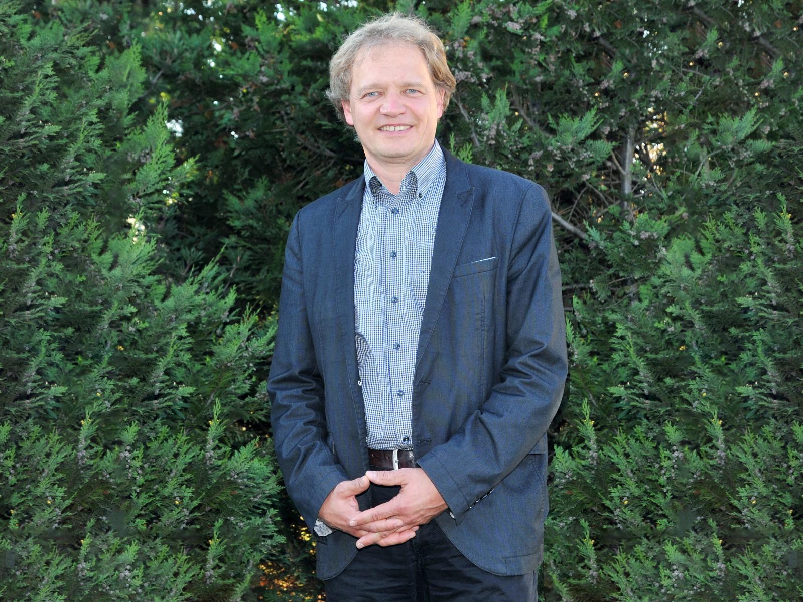 Johann-Georg Jaeger, Aufsichtsrats-Vorsitzender, Foto: SWR AG