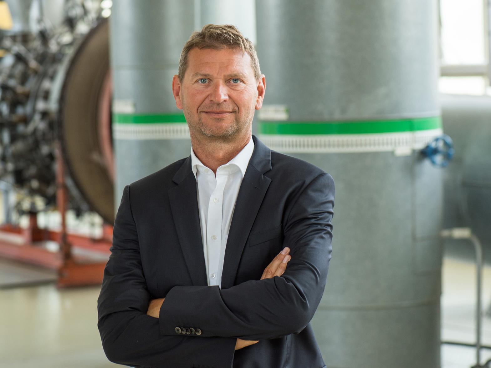 Oliver Brünnich - Vorstandsvorsitzender